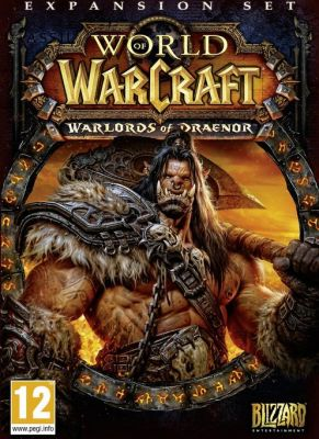 Obal hry World of Warcraft: Warlords of Draenor