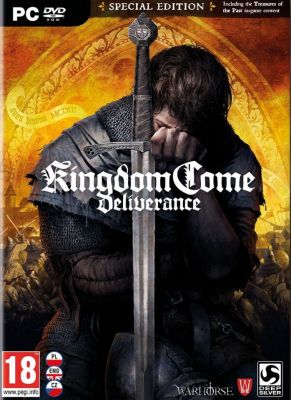 Obal hry Kingdom Come Deliverance Special Edition