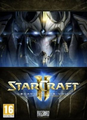 Obal hry StarCraft 2: Legacy of the Void