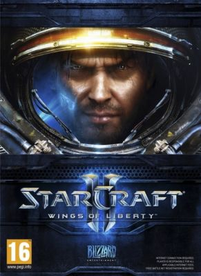 Obal hry StarCraft 2: Wings of Liberty