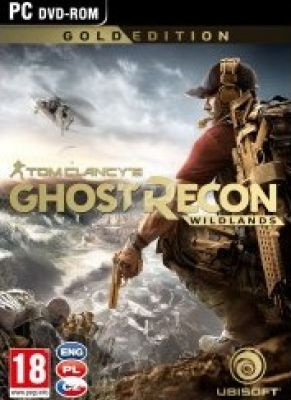 Obal hry Ghost Recon Wildlands Gold Edition
