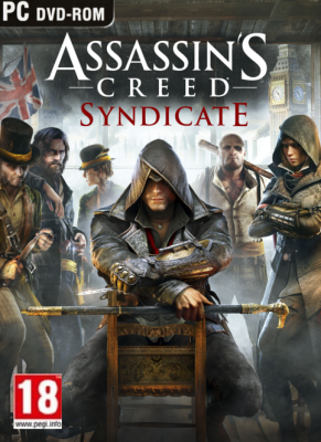 Obal hry Assassins Creed: Syndicate