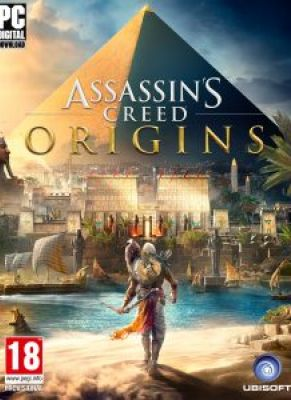 Obal hry Assassins Creed: Origins