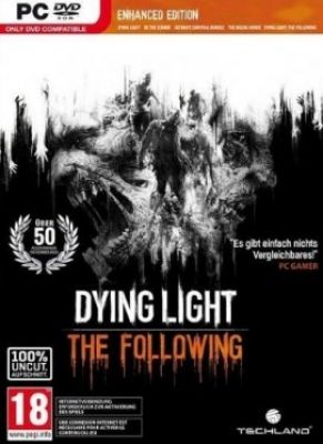 Obal hry Dying Light The Following Enhanced Edition