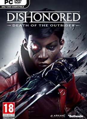 Obal hry Dishonored: Death of the Outsider