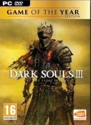 Obal hry Dark Souls 3 The Fire Fades Edition GOTY