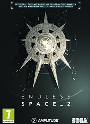 Obal hry Endless Space 2