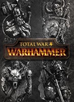 Obal hry Total War: Warhammer Limited Edition