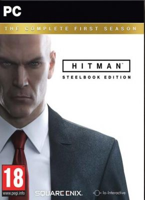 Obal hry Hitman the Complete First Season Steelbook Edition
