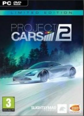 Obal hry Project Cars 2 Limited Edition