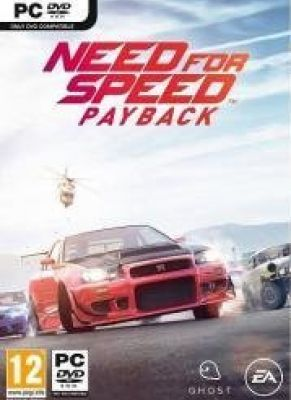 Obal hry Need for Speed Payback