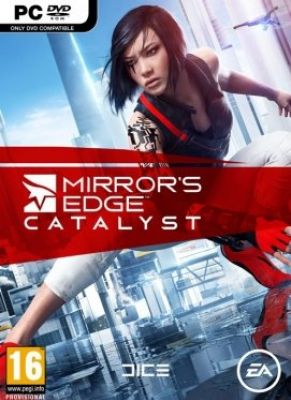 Obal hry Mirrors Edge Catalyst