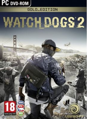 Obal hry Watch Dogs 2 Gold Edition