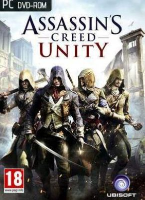 Obal hry Assassins Creed: Unity