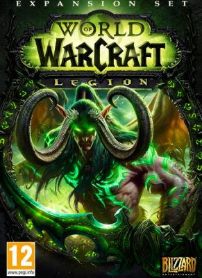 Obal hry World of Warcraft: Legion