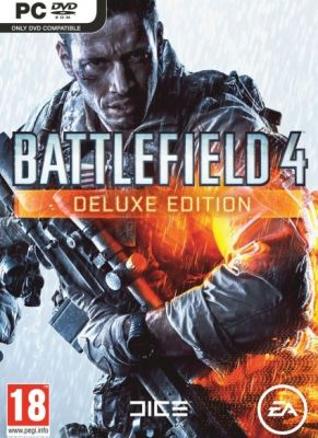 Obal hry Battlefield 4 Deluxe Edition