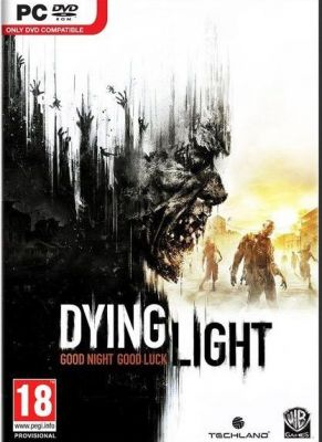Obal hry Dying Light