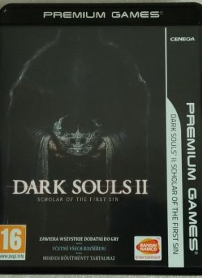 Obal hry Dark Souls 2: Scholar of the First Sin