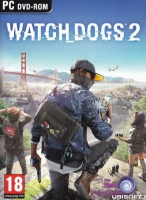 Obal hry Watch Dogs 2