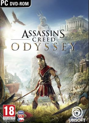 Obal hry Assassins Creed: Odyssey