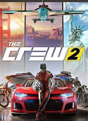 Obal hry The Crew 2