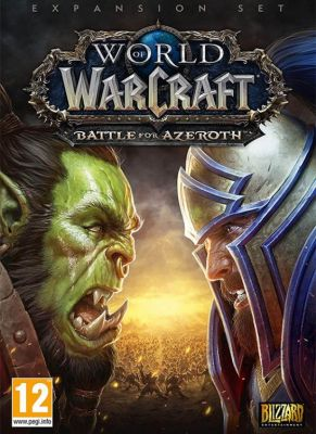Obal hry World of Warcraft :Battle for Azeroth