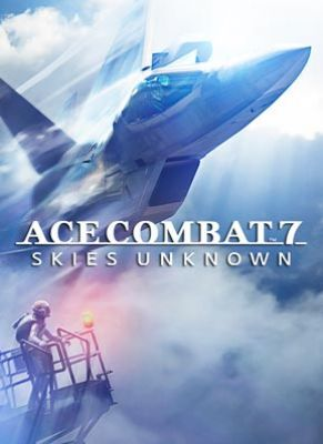 Obal hry Ace Combat 7