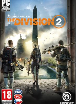 Obal hry Tom Clancy`s The Division 2