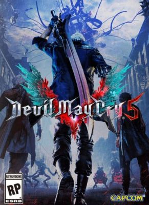 Obal hry Devil May Cry 5
