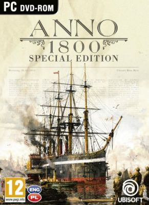 Obal hry ANNO 1800 Special Edition