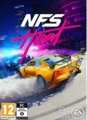 Obal hry Need for Speed Heat