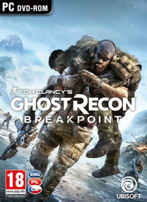 Obal hry Ghost Recon Breakpoint