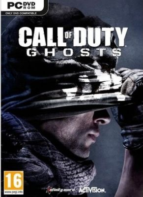 Obal hry Call of Duty Ghosts