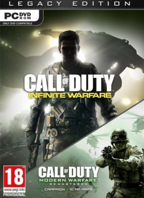 Obal hry Call of Duty Infinite Warfare Legacy Edition