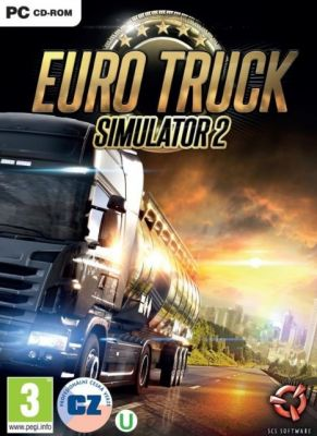 Obal hry Euro Truck Simulátor 2